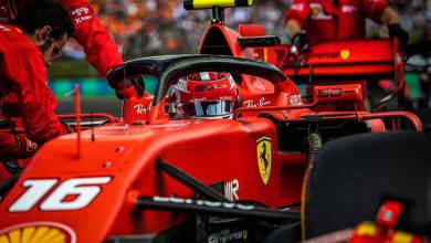 Photo of A 90th Birthday Present for Ferrari and a Great Monegasque and Italian Celebration as Charles LeClerc Wins the Italian Grand Prix