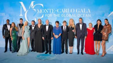 Photo of 3rd Monte Carlo Gala for the Global Ocean: celebrities safeguarding our planet