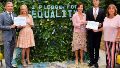 "Photo of A long-awaited ""Pledge for Equality"" launched by SheCanHeCan Monaco"