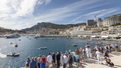 Photo of Princely Family attend Monegasque Picnic in the Rain and other Monaco news