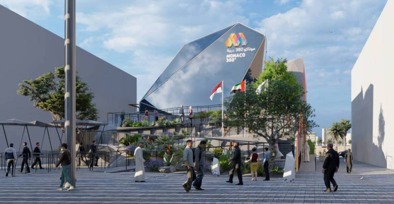 Monaco Gears Up for the World Expo in Dubai with its own Unique 360 degree Pavilion