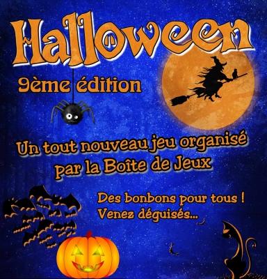 Big Halloween Game at Parc Princesse Antoinette
