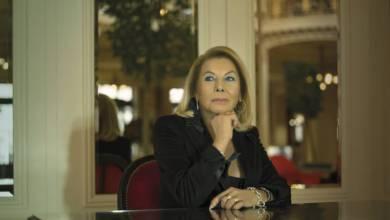 Photo of Words of Wisdom in Monaco with Louisette Azzoaglio Levy-Soussan