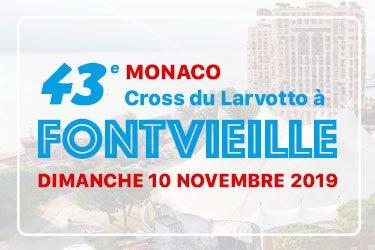 43rd Larvotto Cross