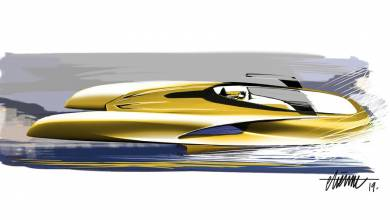 Photo of Bugatti on water: La Voiture Noire' designer enters the yachting world and other yacht news