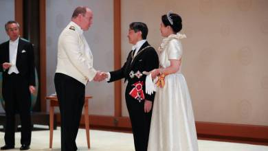 Photo of Prince Albert attends Enthronement of the Japanese Emperor and other princely news