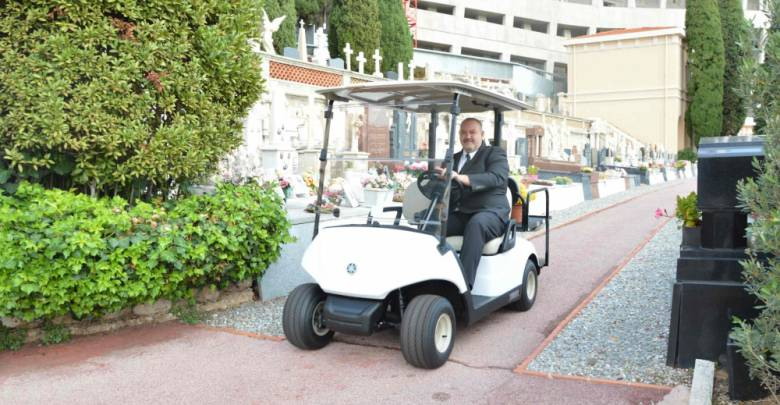 New Electric Vehicles for All Saints Day