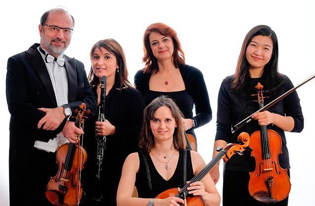 Happy Hour Musical Series: chamber music