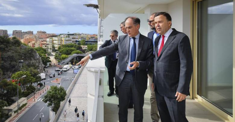 Visit to apartments set to be allocated at Jardins d'Apolline and Soleil du Midi