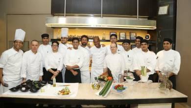 Photo of Michelin Star Chef chairs Monaco Organic Food Festival in India