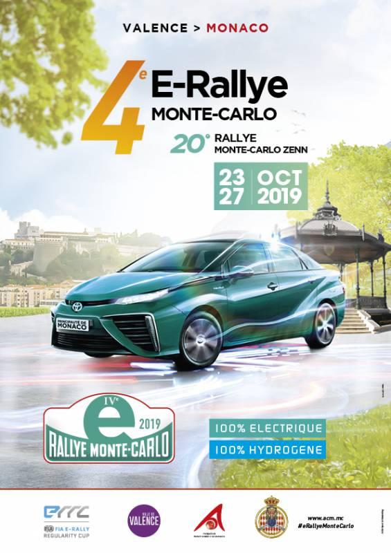 4th Monte-Carlo e-Rally