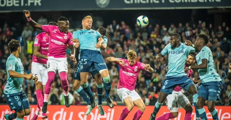 AS Monaco lost 3-1 to Montpellier