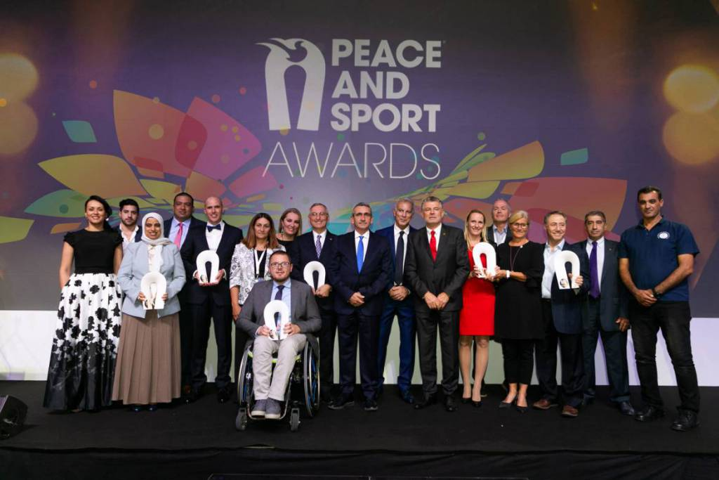 Peace and Sport Awards Ceremony