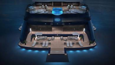 Photo of Evrima: what you need to know about Ritz-Carlton's first 190m Superyacht Cruise and other yacht news