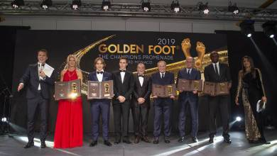 Photo of 2019 Golden Foot Award: football legends are at home in the Principality