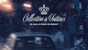 Exhibition of rally cars at the H.S.H. Prince of Monaco Car Collection
