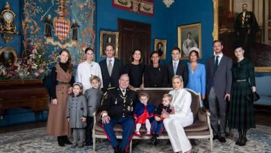 Photo of Grimaldi Family Who are Grace Kelly's Children & Grandchildren