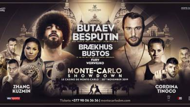 Photo of Two World Boxing Championships On the Line, both Men and Women, in a Program of Fights in Monte Carlo