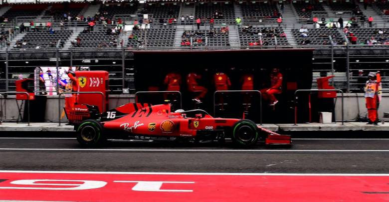 Ferrari Snatch Defeat from the Jaws of Victory