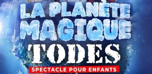 """The musical """"La planète magique Todes"""""""