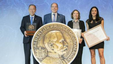 Photo of The Prestigious «Albert I» Medals for services to protect the Oceans and other Monaco news