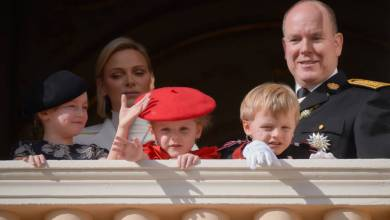 Photo of A new photo of princely twins was published and other news