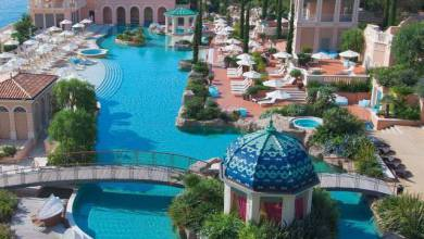 Photo of Monte Carlo Bay wins International Prize for Best Pool