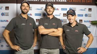 Photo of Pierre Casiraghi races from France to Brazil in Transat Jacques Vabre