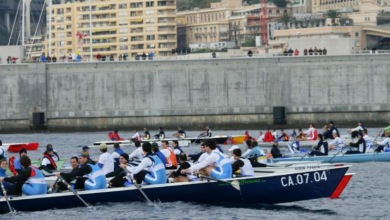 "Photo of Monaco Nautical Society scores two big wins at the Challenge Albert II, the ""First European Coastal Rowing Regatta"""