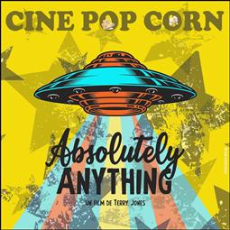 "Popcorn Cinema: ""Absolutely Anything"" by Terry Jones (2015)"