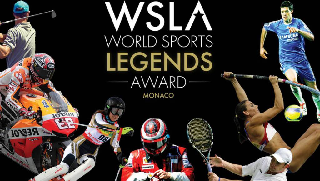 4th Monaco World Sports Legends Award 2019