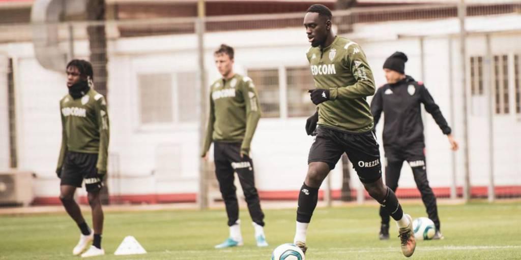 AS Monaco football