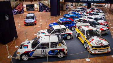 Photo of 'The Legend of Rallies': a cool exhibition celebrates the historical motorsport core of Monaco