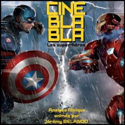 "Ciné bla bla ""The superheroes"""