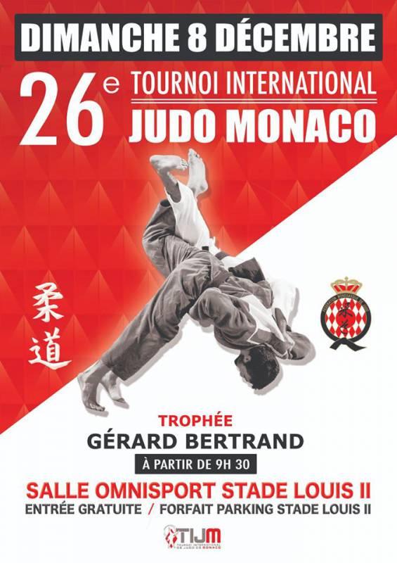 26th Monaco International Judo Tournament