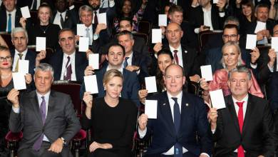 Photo of Prince Albert attends International Peace and Sport Forum and other princely news