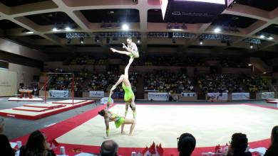 Photo of Princess Grace International Gymnastics Gala and other Monaco news