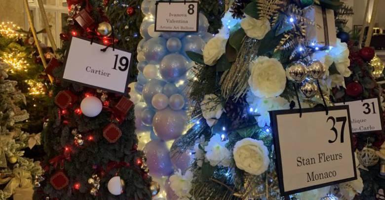 Christmas Tree Auction