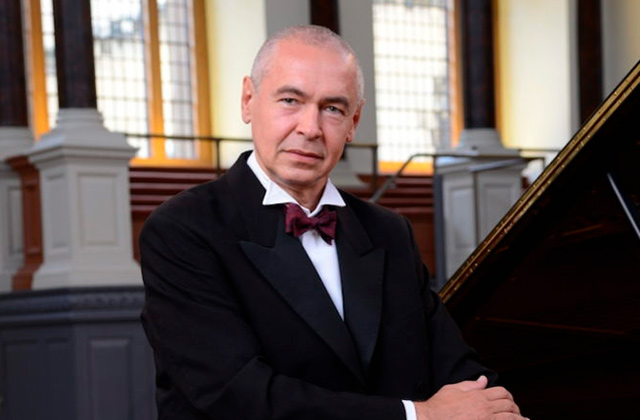 Great Season Series: piano recital by Ivo Pogorelich
