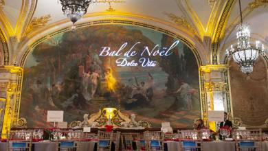 "Photo of The Prestigious 14th edition of the ""Bal de Noël"": ""Dolce Vita"": an Inspirational Evening for Giving Generously for Children"