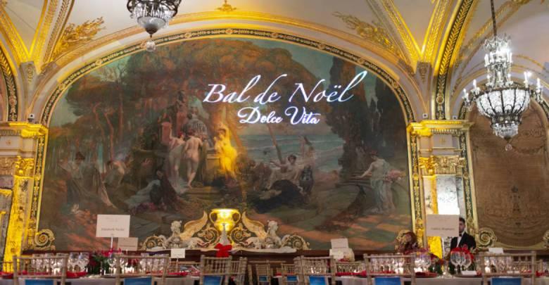 "14th edition of the ""Bal de Noël"""