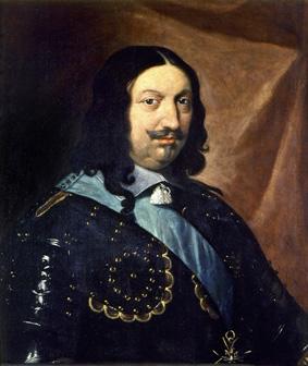 Prince Honore II of Monaco