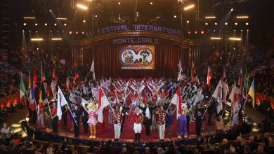 Photo of Monte-Carlo Circus Festival holds its Gala Awards and other princely news