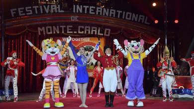 Photo of The Coveted Gold, Silver and Bronze Clowns: Olympian feats rewarded at the 44th International Circus Festival of Monte Carlo