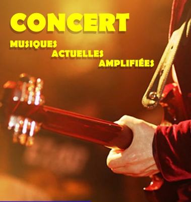 Concert by the Jazz and Amplified Contemporary Music Department of the Académie Rainier III