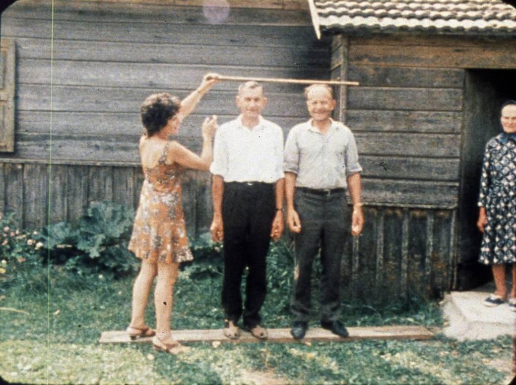 """Reminiscences of a Journey to Lithuania"" by Jonas Mekas"