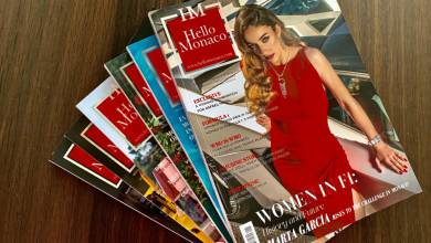 Photo of Hello Monaco magazine subscription has just opened up