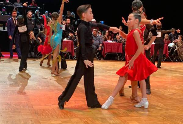 Passion, Harmony, Glitter and Originality: The Rocher Trophy for Sports Dancing Enthralls