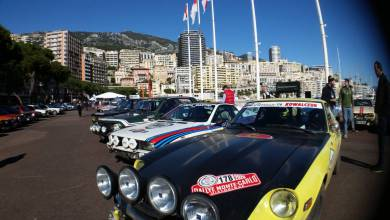 Photo of The 90th Monte Carlo Rally Celebrates with Thrills all Around Monaco