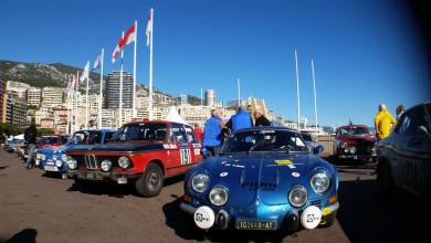 Photo of Rallye Monte-Carlo Historique: the most legendary racing cars warmed up their engines in Monaco